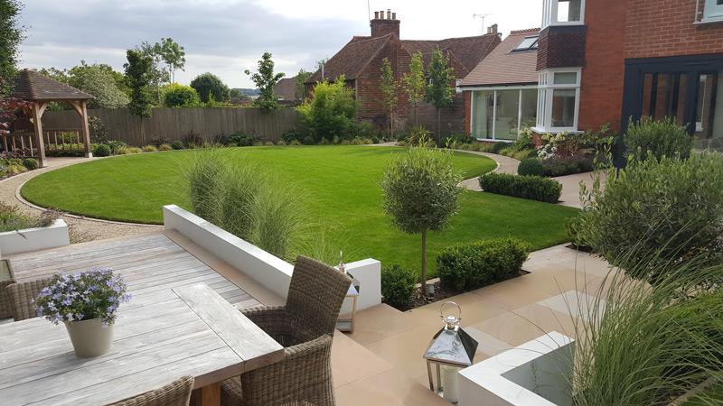 Contemporary Garden Designers Kent 1