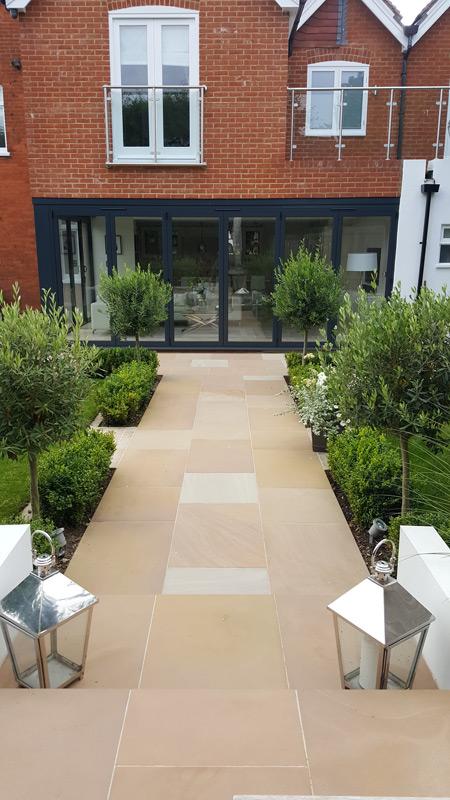 contemporary garden designers kent 2 - Garden Design Kent