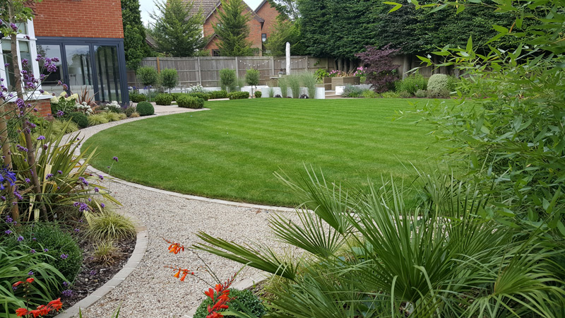 Contemporary Garden Designers Kent 4