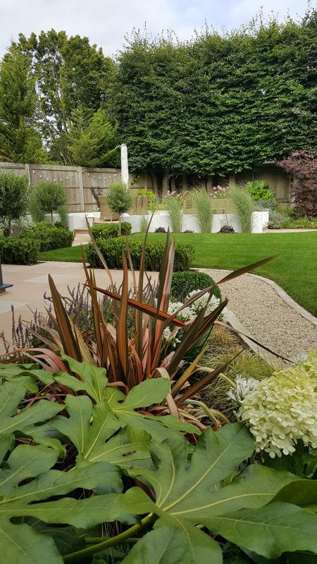Contemporary Garden Designers Kent 7