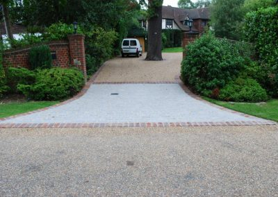 Driveway Design Keston South London 1