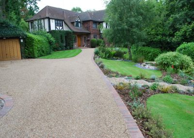 Driveway Design Keston South London 2