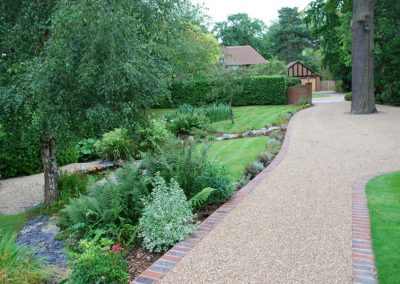 Driveway Design Keston South London 3