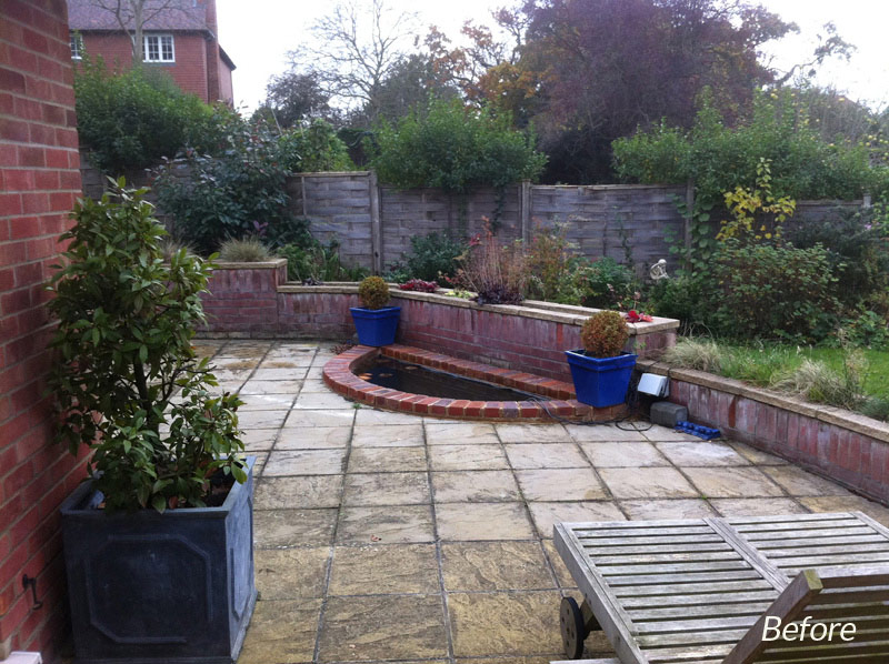 Garden Design Reigate See How We Transform This Surrey Garden