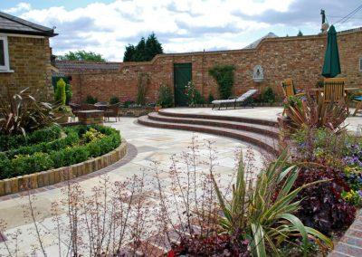 Traditional Garden Design Bexley 4