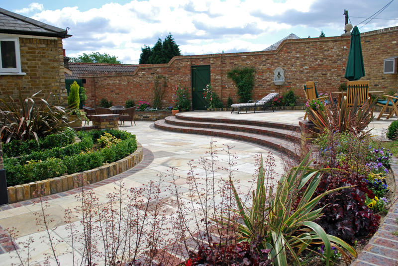traditional garden design bexley 4 - Garden Design Kent