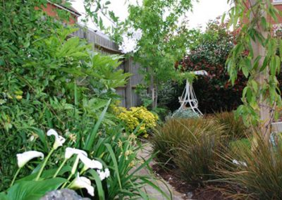 Traditional Garden Design Kings Hill 1