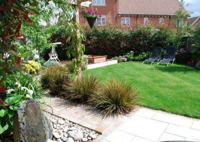 Traditional Garden Design Kings Hill 2