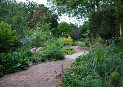 Traditional Garden Design Orpington 1