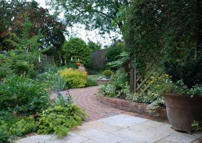 Traditional Garden Design Orpington 4