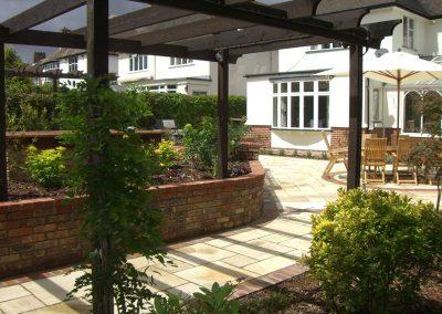 Traditional Landscape Designer South London 10