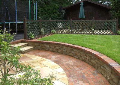 Traditional Landscape Designer South London 11