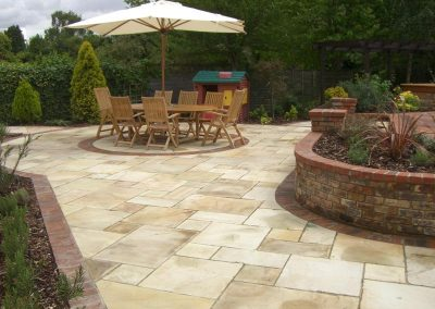 Traditional Landscape Designer South London 7