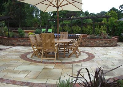 Traditional Landscape Designer South London 8