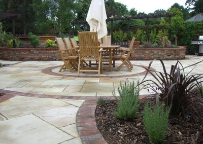 Traditional Landscape Designer South London 9