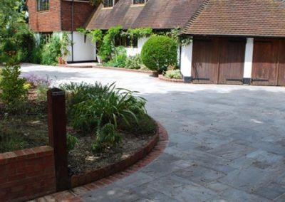 Driveway design Beckenham 3