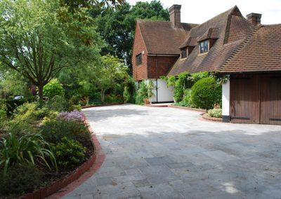 Driveway design Beckenham 4