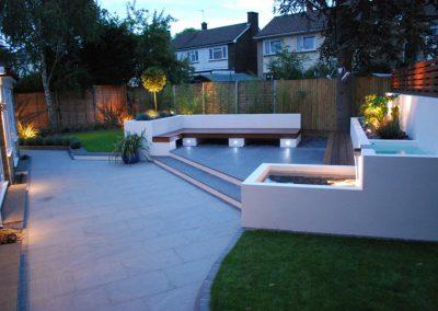 Modern Garden Design Orpington 10