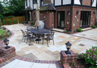 Traditional Garden Design Keston 2
