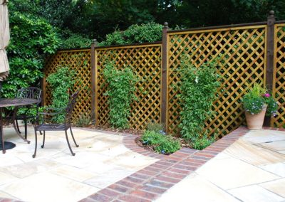 Traditional Garden Design Keston 7