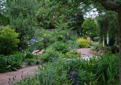 Traditional Garden Design Orpington 2