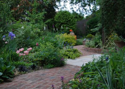 Traditional Garden Design Orpington 3