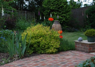 Traditional Garden Design Orpington 6