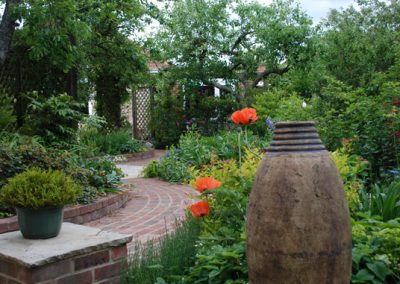 Traditional Garden Design Orpington 7