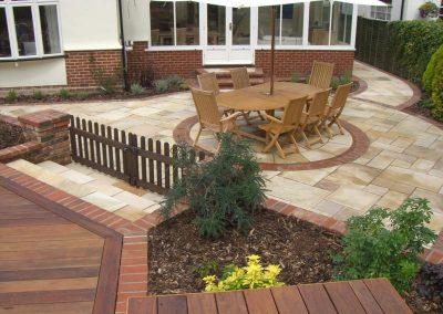 Traditional Landscape Designer South London 6