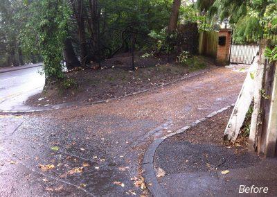 driveway-design-chislehurst-1-before