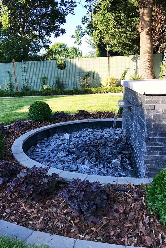 Garden Design in Farnborough Park, Orpington - Landscape ...