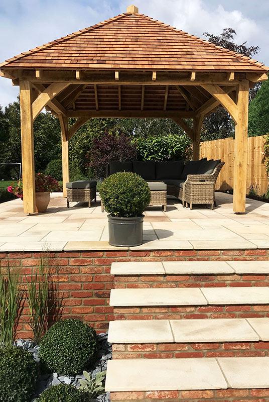 Traditional Garden Design in Sevenoaks, Kent - Landscape ...