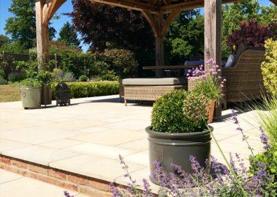 traditional landscaper design in Kent
