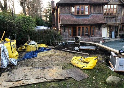 driveway renovation in Kent and South London
