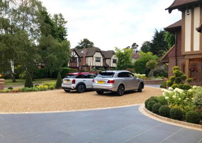 driveway landscape designer in South London