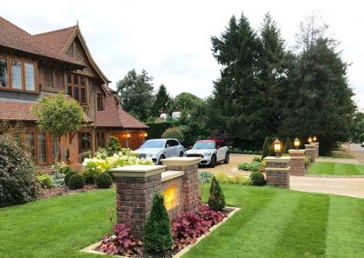 driveway landscape designer in South London and Kent
