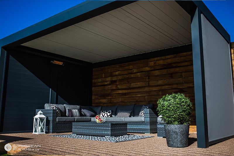 outdoor garden canopy in kent